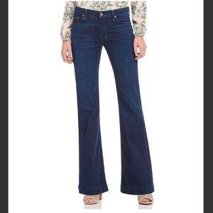 7 FAM dojo jeans 24x28 NWOT